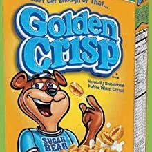 Golden Crisp Cereal